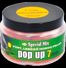 Speciál-mix Mézeskalács fúrt lebegő pellet 7 mm