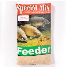 Speciál-mix Tejsavas fokhagyma-hal etetőanyag 1 kg