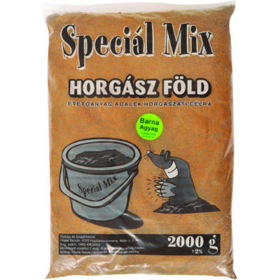 Speciál-mix barna agyag 2 kg
