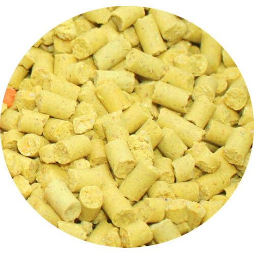 Speciál-mix kekszes oldódó etető pellet 6 mm