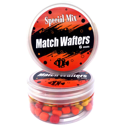 6 mm MATCH WAFTERS Dumbell