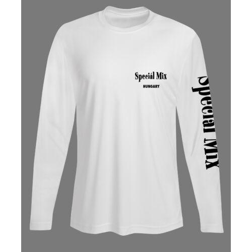Speciál mix hosszú ujjú pamut póló